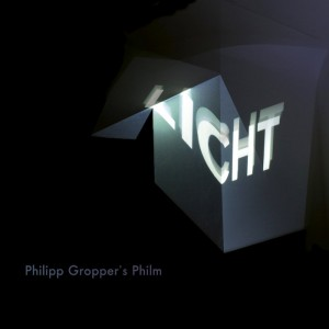 [cover] Philipp Gropper's Philm - Licht